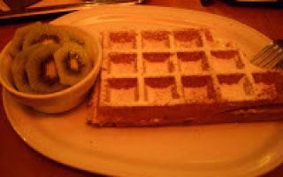 Главные бельгийские сладости и десерты – что попробовать в бельгии сладкоежке