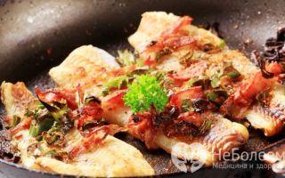 Рыба путассу — фото, описание, польза, состав и калорийность
