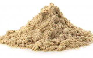 Тыквенная мука: польза и вред, состав и применение тыквенной муки