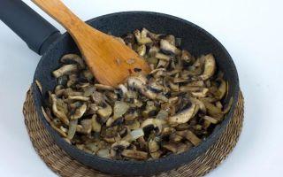 Грибы шампиньоны — сырые и консервированные, польза и вред