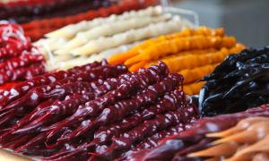 Восточные сладости: фото, виды и список