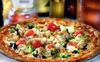 Состав пиццы: польза и вред итальянского деликатеса
