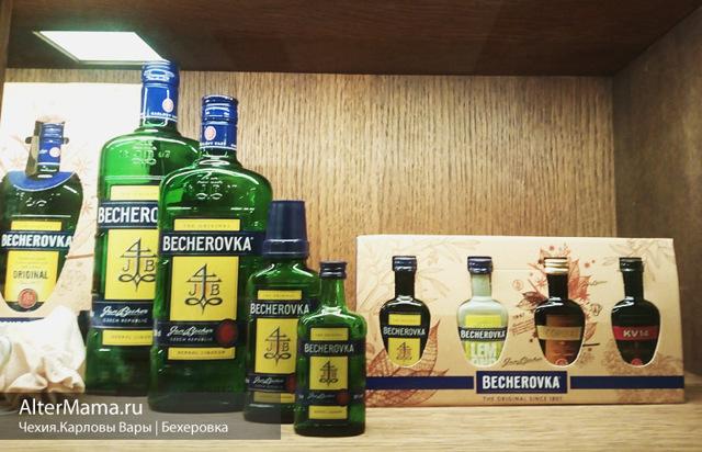 Чешская водка и ее известные разновидности – сливовица, бехеровка и каннабис