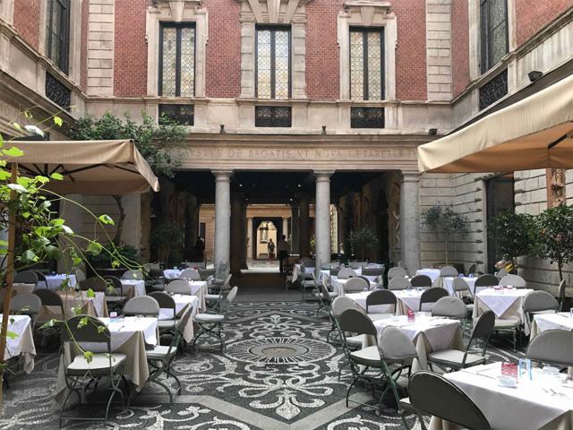 Лучшие рестораны Милана – 7 мест для ценителей высокой кухни