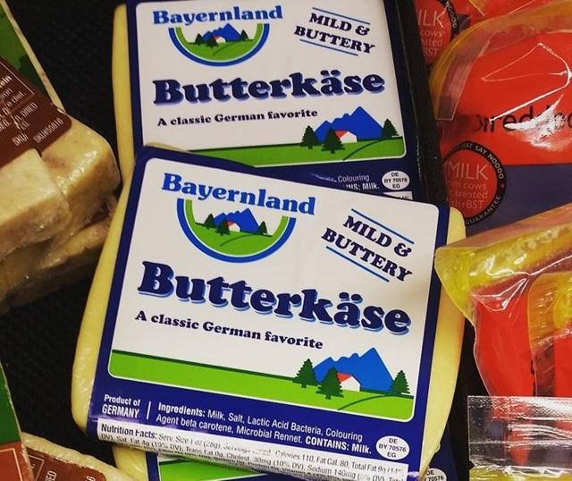 Сыры Германии – необычные и популярные сорта, ставшие визитной карточкой страны