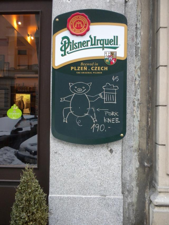 Где попробовать вепрево колено в Праге – 5 удачных мест туристу на заметку