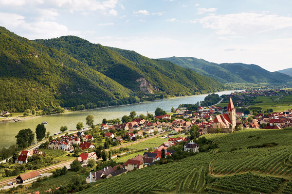 Австрийские вина: обзор лучших сортов, винодельческие регионы Австрии