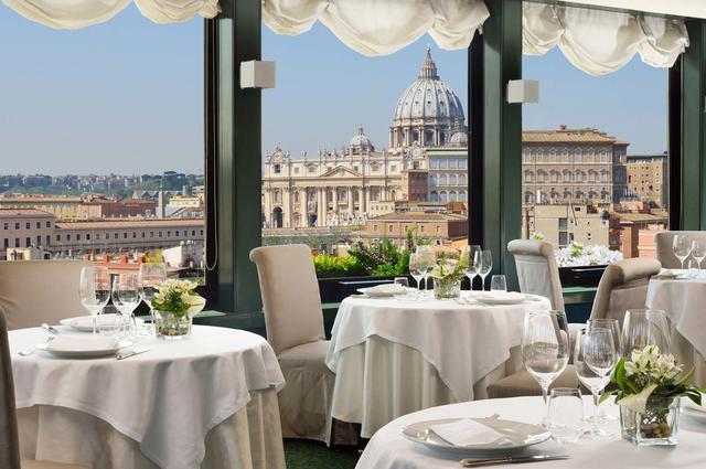 Лучшие рестораны Рима – 10 самых запоминающихся заведений столицы Италии