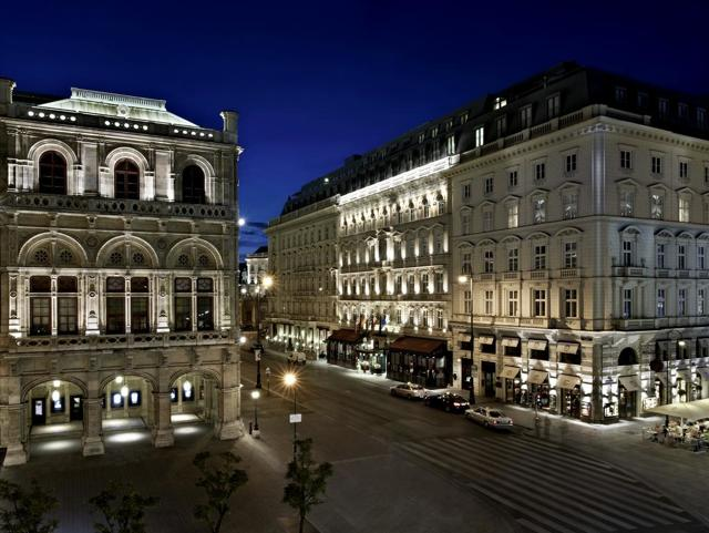 Где попробовать торт Захер в Вене: лучшие кафе и кондитерские