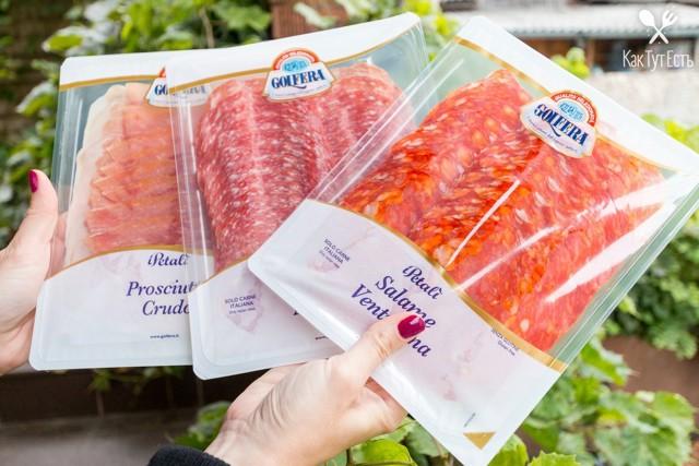 Колбаса в Италии – 5 вкусных и оригинальных колбас местного производства