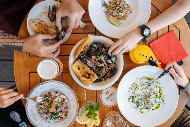 Лучшие пивные рестораны и бары Санкт-Петербурга