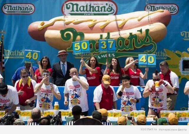 Интересные факты о хот-догах: 7 вещей, которых вы не знали