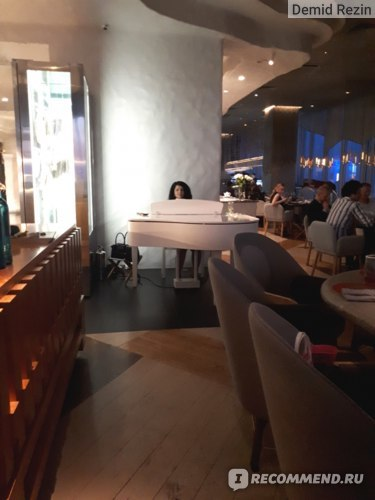 Рестораны в Москва сити с панорамным видом на высоких этажах