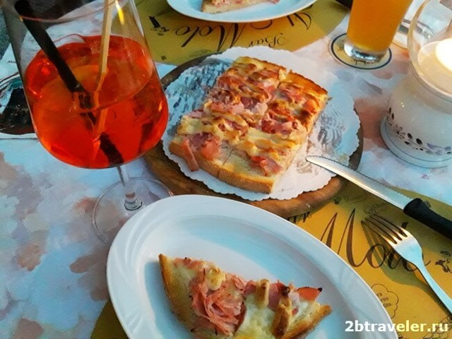 Где вкусно и недорого поесть во Флоренции – ТОП бюджетных кафе и ресторанов