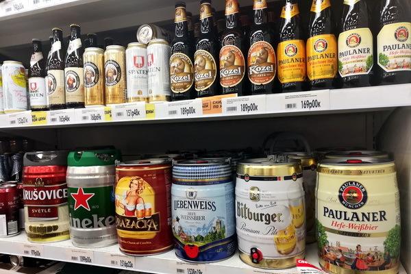 Какое пиво попробовать в Германии – виды, названия, бренды и марки