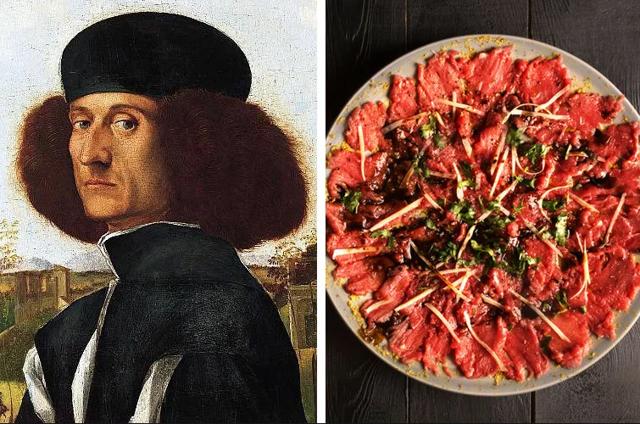 Самые известные блюда, названные именами реальных людей