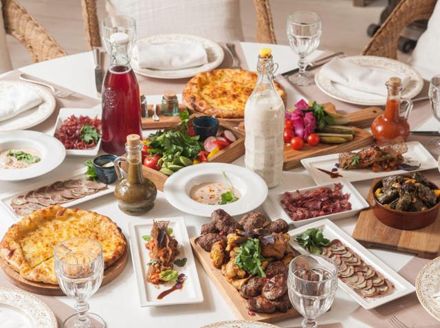Лучшие рестораны грузинской кухни в центре Москвы