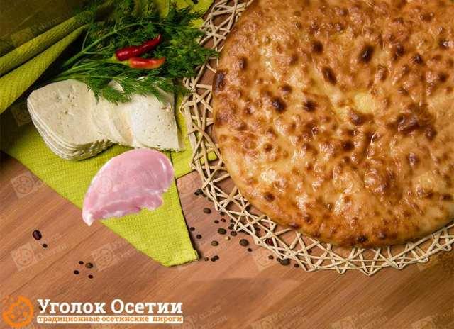 Осетинские пироги в Москве с доставкой - Московская пекарня Традиции Осетии