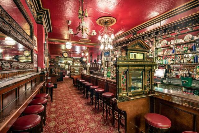 Лучшие бары и пабы Дублина – оригинальные места, обязательные к посещению