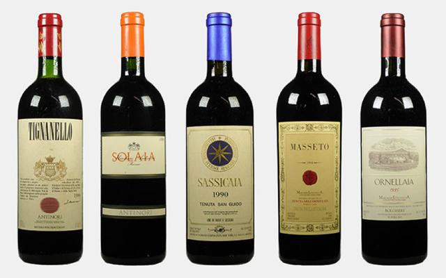 Какое вино купить в Италии – известные винодельни и национальные марки