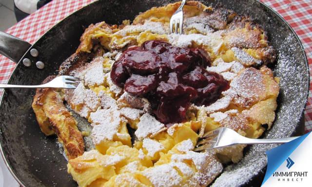Лучшие австрийские десерты и сладости, которые стоит попробовать
