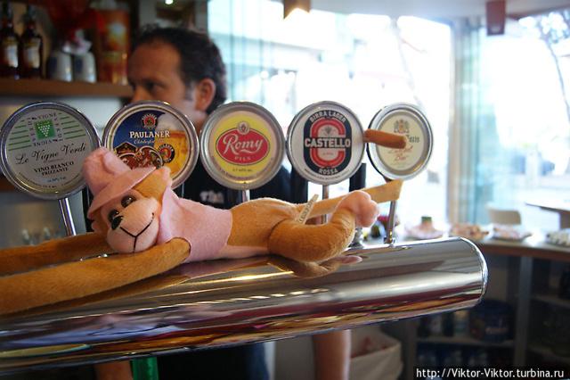 Итальянское пиво – самые известные марки, сорта и их стоимость в стране