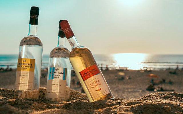 Водка из Франции – напиток для ценителей изысканного элитного алкоголя