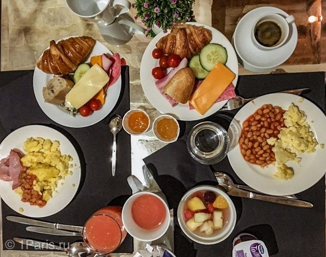 Фастфуд в Париже – крепы, сэндвичи и другая популярная французская уличная еда