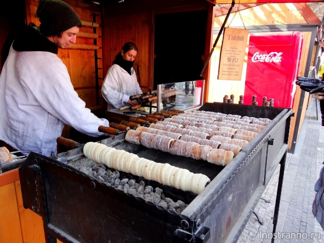 Лучшие десерты Венгрии: 7 лакомств для туриста-сладкоежки