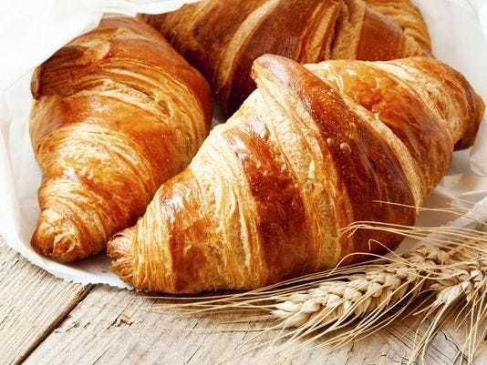 Французские круассаны – секреты самой знаменитой национальной выпечки
