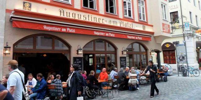 Лучшие рестораны Мюнхена – 10 оригинальных заведений в столице Баварии