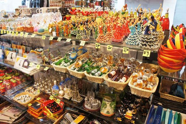 Что привезти из Испании из еды: 7 вкусных сувениров