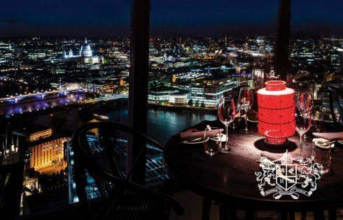 Самые необычные рестораны Лондона – куда пойти за невероятными впечатлениями