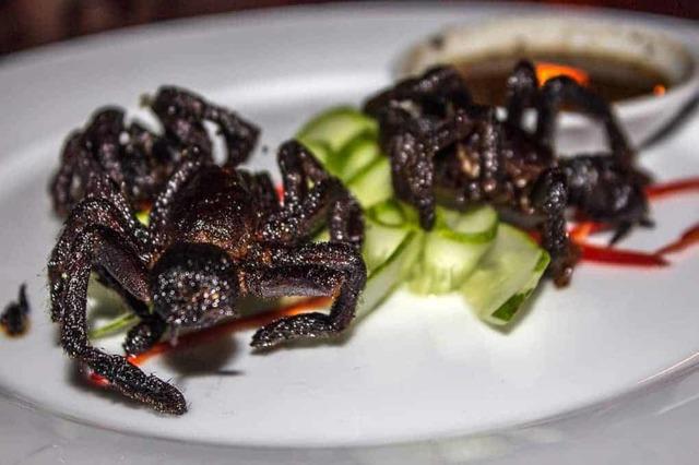 Самые странные блюда в мире, которые не обязательно пробовать