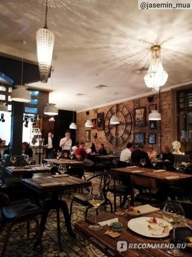 Есть ли мишленовские рестораны в Санкт-Петербурге?