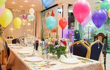 Детские кафе и рестораны Санкт-Петербурга: рейтинг лучших