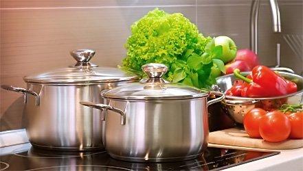 Варка (варение) пищевых продуктов: необходимость, особенности и разновидности