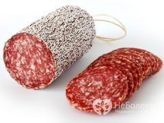 Вареная колбаса: фото, описание, состав, калорийность, полезные свойства и вред