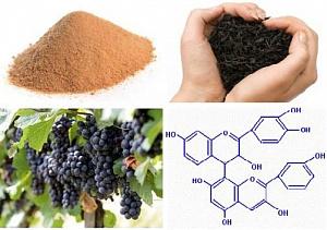 Танины, пектины и другие растительные вещества
