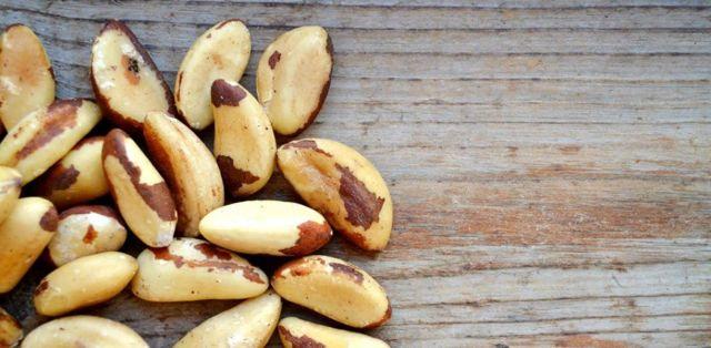 Бразильский орех: описание, фото, состав, калорийность, полезные свойства