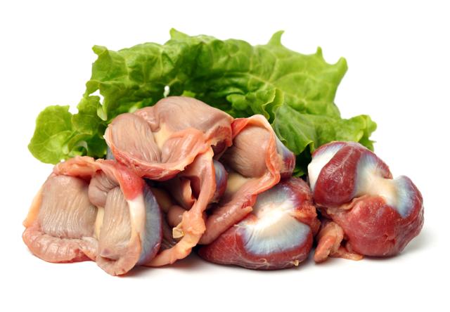 Польза и вред куриных желудков, их состав и как выглядят желудки кур