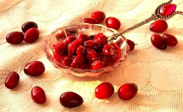Кизил - ягода: описание, фото, состав, калорийность, полезные свойства