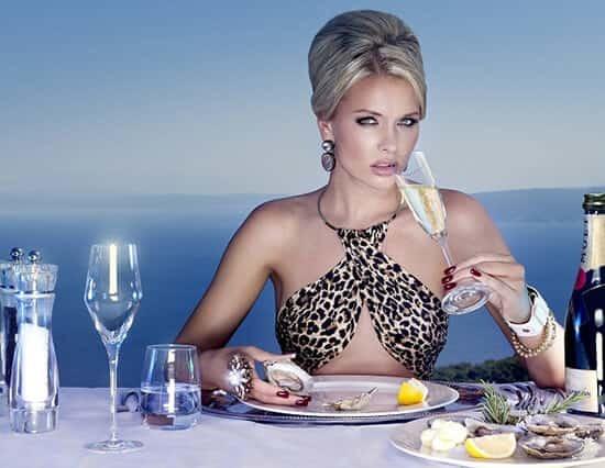 Устрицы: фото, описание, состав и калорийность