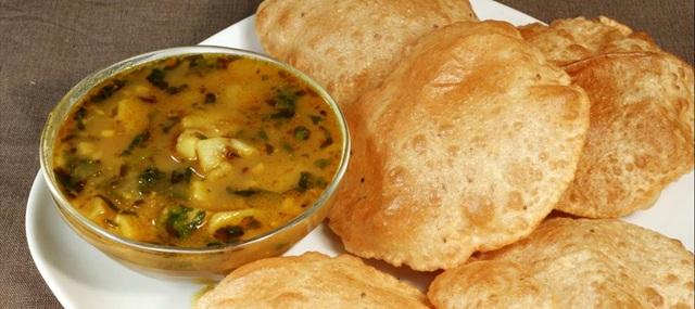 Индийская лепешка наан: рецепт древних кочевников