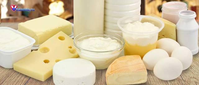Витамин B2, продукты питания богатые витамином B2