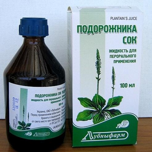 Подорожник: лечебные свойства листьев и семян