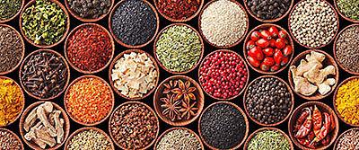 Виды специй и пряностей: список и краткое описание