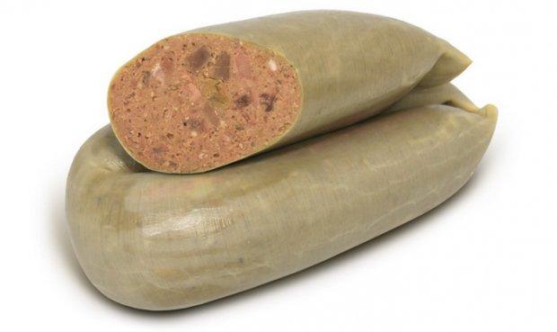 Ливерная колбаса: фото, описание, состав, калорийность, полезные свойства и вред