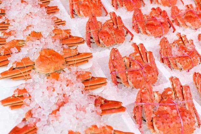 Морепродукты название и фото, состав, калорийность
