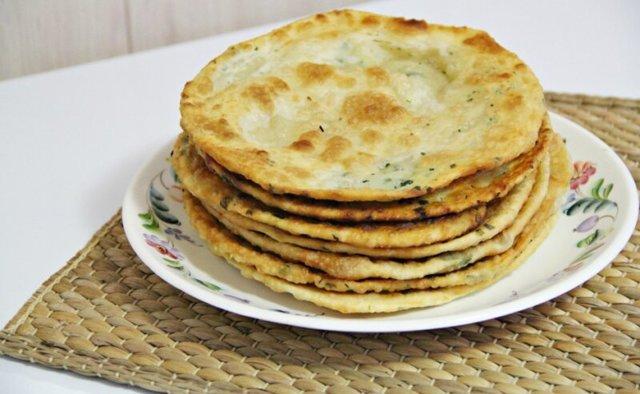 Индийские лепешки чапати: рецепт здоровья